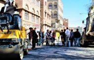 العاصمة تشهد عمليات إصلاح وترميم واسعة للشوارع والطرق