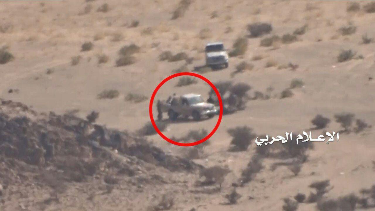 نجران: تدمير آليتين أثناء التصدي للجيش السعودي في جبال عليب