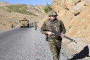 مقتل جنديين تركيين بحادثين منفصلين شرقي تركيا وفي عفرين السورية