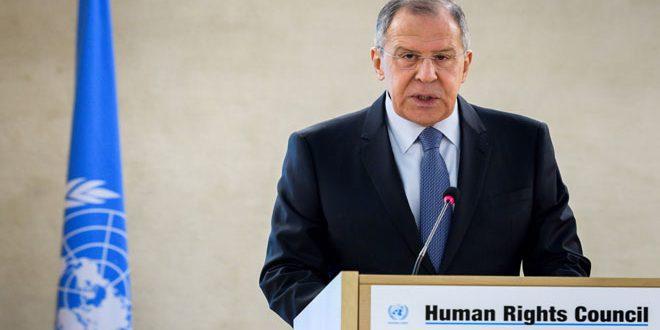 روسيا: سيتم الرد على العدوان الثلاثي