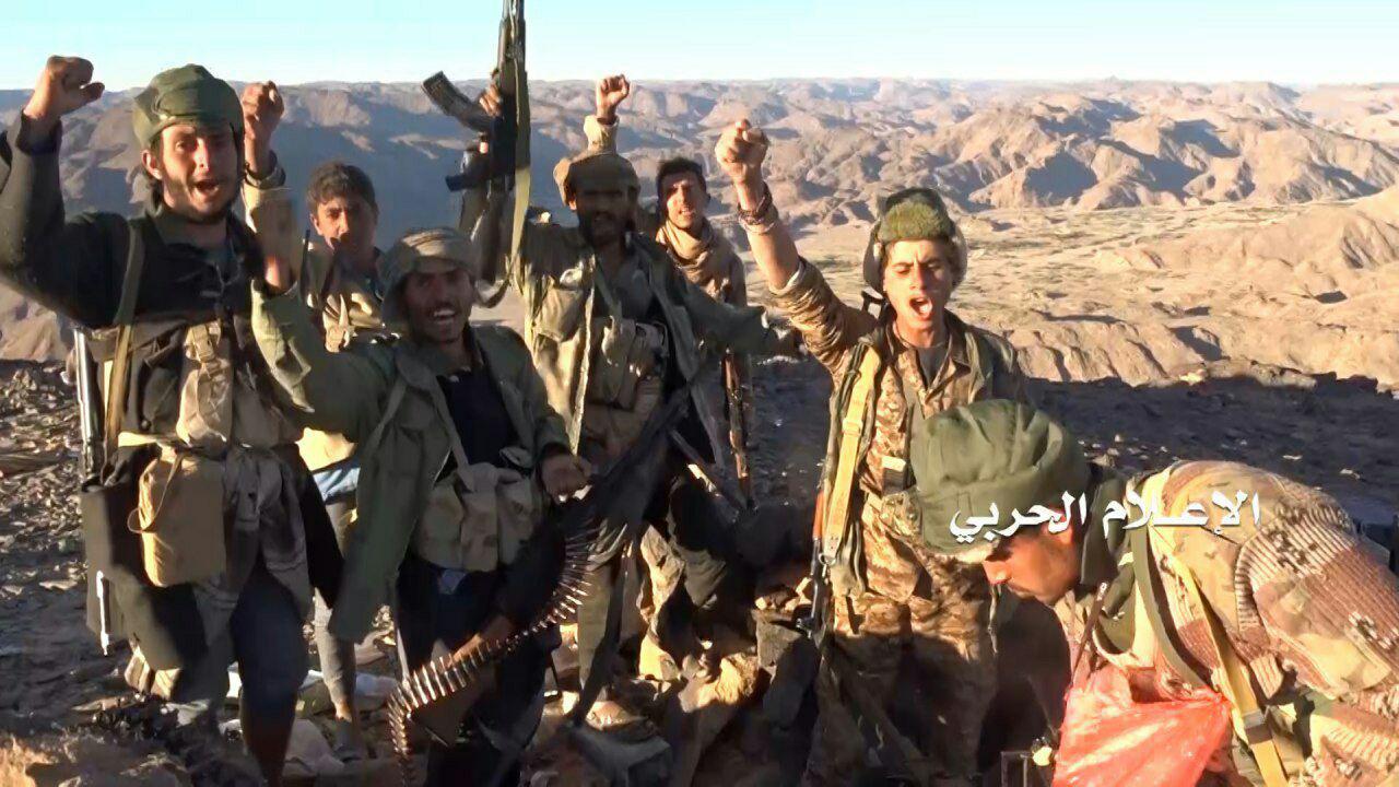 عمليات هجومية واسعة للجيش واللجان الشعبية بالجوف