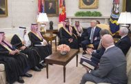 ترامب: السعوديون زبائن ممتازون وسيعطوننا بعضاً من ثروتهم