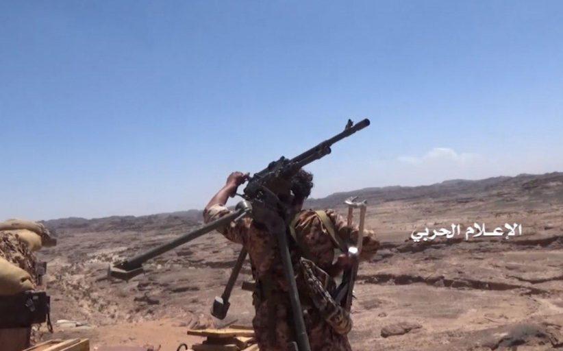 شاهد|| أبرز المشاهد التي وثقتها عدسة الإعلام الحربي اليمني من مختلف الجبهات لشهر مـ3ــــارس 2018