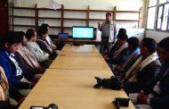 مكتب الهيئة الإعلامية بصعدة يقيم ورشة عمل إعلامية لعدد (17) إعلامي
