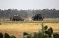 توغل محدود لآليات الاحتلال بغزة والزوارق الحربية تستهدف الصيادين