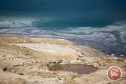 توسع استيطاني بدعوى انقاذ البحر الميت