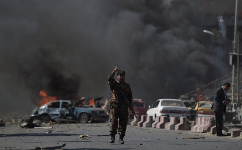 مقتل وإصابة 42 مواطنا في انفجار في العاصمة الأفغانية كابول