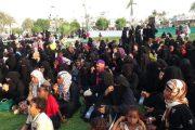 فعاليات ثقافية للهيئة النسائية بالحديدة بمناسبة الذكرى السنوية للشهيد القائد