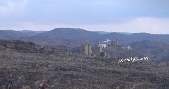 A wide creep of aggression mercenaries repelled  in Qaniya ,Al-Bayda front