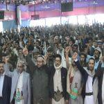 فعالية في تعز في الذكرى السنوية للشهيد الرئيس صالح الصماد3