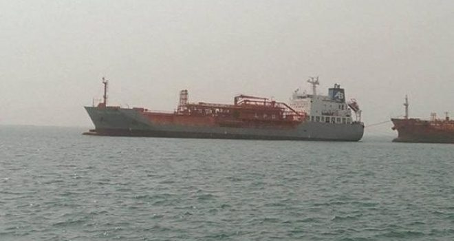 Saudi-led aggression continues to detain 17 food, oil derivative ships