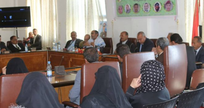 Ministry of Foreign Affairs honors the families of martyrs, prisoners, and missing people