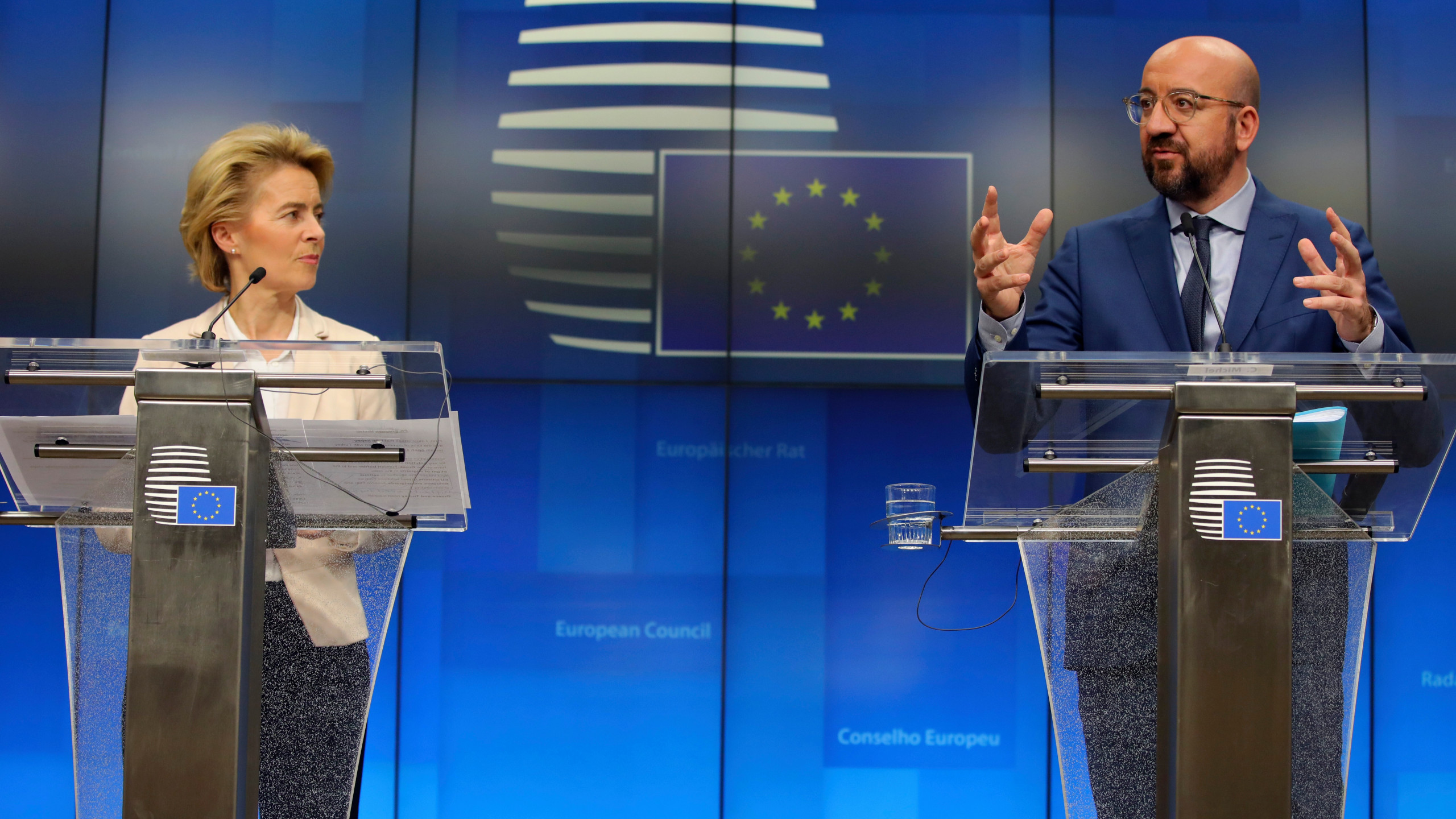 EU will Close its Borders to All Nonessential Travel to Fight Coronavirus |  أنصار الله