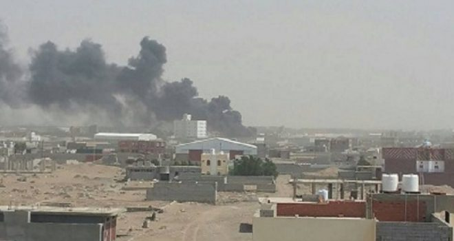 The aggression forces commit 55 breaches in Hodeidah