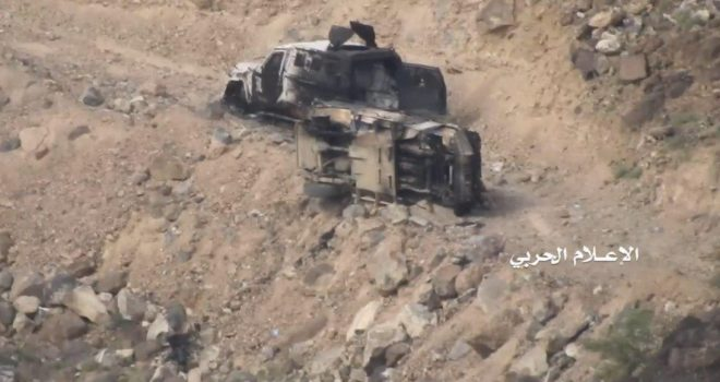 Dozens of dead, wounded in foiled advance of the mercenaries in Marib