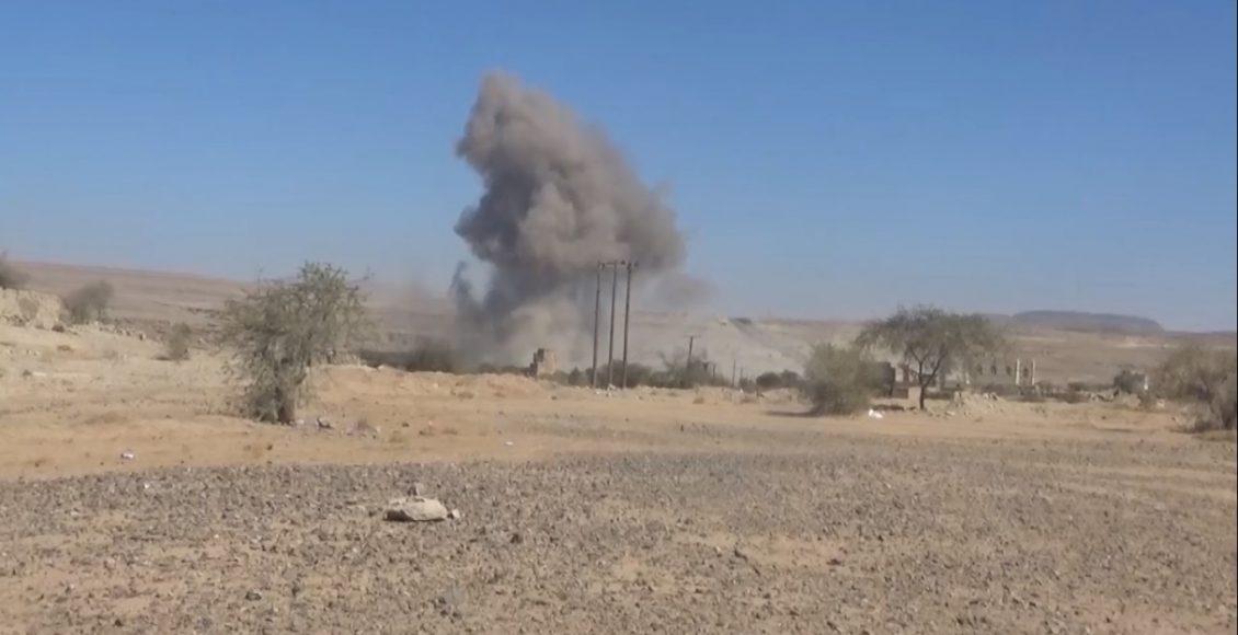 11 Air Strikes Hit Marib, 186 Violations Recorded In Hodeidah