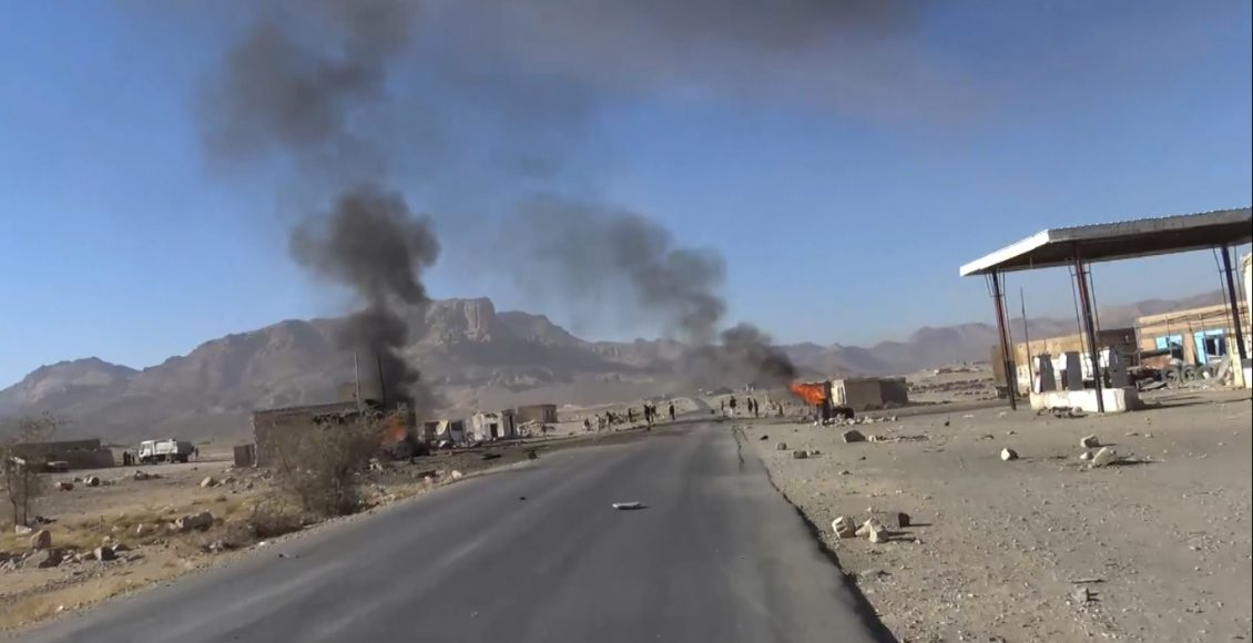 A Series Of Air Strikes On Marib, 139 Violations Recorded In Hodeidah