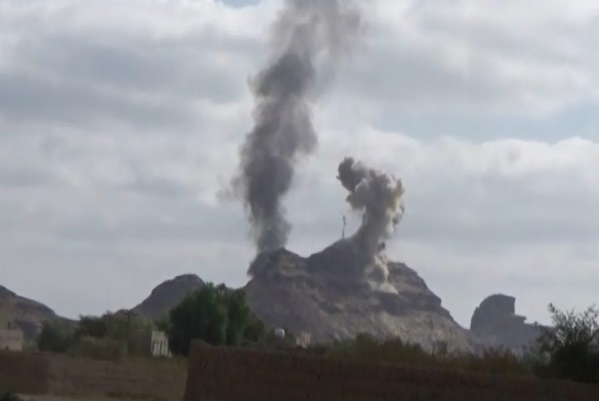 9 Air Raids Hit Marib, 153 Recorded Violations In Hodeidah