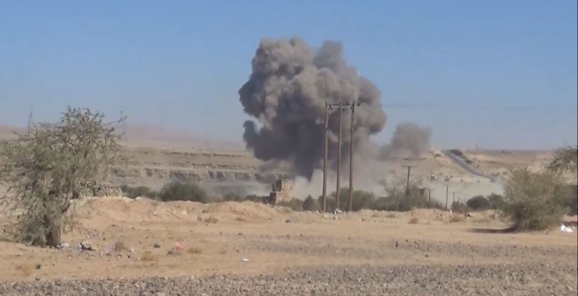 Strikes On Marib And Al-Jawf, And 228 Violations Recorded In Hodeidah