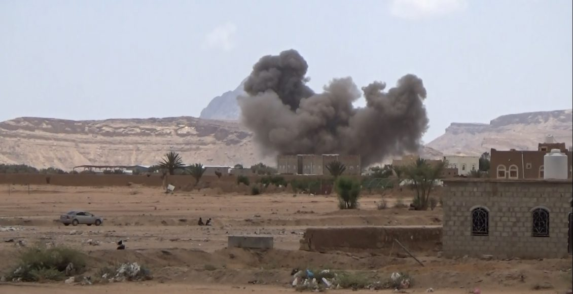 23 Airstrikes Hit Four Governorates, And 281 Violations Recorded In Hodeidah