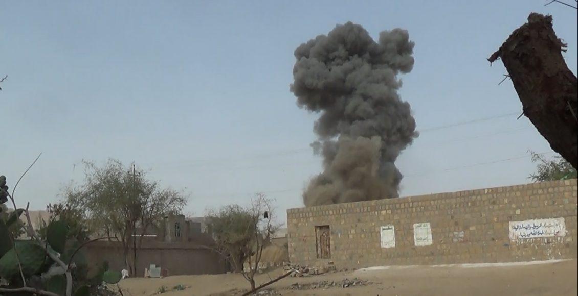 20 Air Raids Hit Marib And Saada, 272 Recorded Violations In Hodeidah